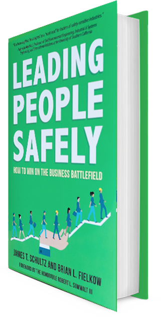 Leading People Safely Book