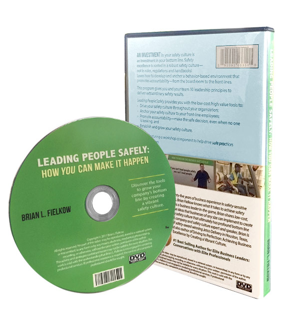 Leading People Safely Training DVD